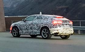 Ексклузивни снимки на новото Audi Q8? Немците тестват колата в Алпите