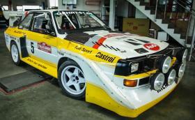 Това 1985 Audi Sport Quattro S1 E2 е феноменална реплика, която ни кара да мечтаем. Галерия и видео