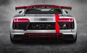 """""""Идеалната кола за пилоти-аматьори"""" казват от Audi за новото R8 GT4. Галерия и инфо"""