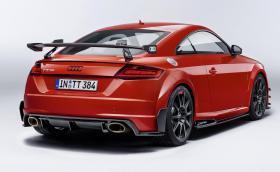Вашето Audi TT RS ви се струва прекалено скучно? Вече може да го накичите с 'Audi Sport Performance Parts'