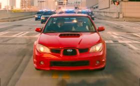 """Subaru WRX вилнее в новия """"шофьорски"""" филм наречен... 'Baby Driver'. Галерия и трейлър"""