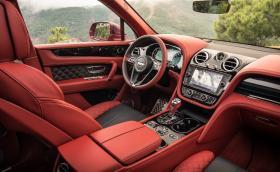 Bentley пуска Bentayga с интериор за вегани. Сериозно