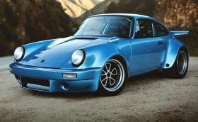 Това Porsche 930 IROC Twin Turbo е с водно охлаждане и генерира 820 коня. Галерия и инфо