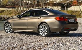 Непрактичнатa Серия 3 или по-удобната 4-ка? Карахме BMW 435d xDrive Gran Coupe за да разберем. Галерия и видео