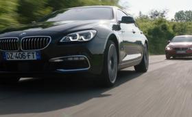 Пребройте колко BMW-та ще се появят в този трейлър... Видео