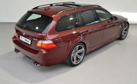 Искаме това 10-годишно BMW M5 E61 Touring Individual, което струва 105 000 лв. Галерия и инфо