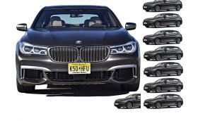 BMW М760Li xDrive се задвижва от 6,6 V12 на Rolls-Royce Ghost. И е 7,5 пъти по-скъпо от най-евтиното BMW. Галерия и факти