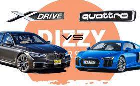 Quattro срещу xDrive. Коя система е по-добра? В какво е по-добра? Видео и галерия