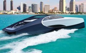 Bugatti Niniette 66 е супер лукзосна лодка вдъхновена от Chiron. Мощна е 2000 коня, джакузито е от карбон. Галерия и инфо