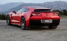 Търсите си спортно комби? Callaway Corvette AeroWagen е много приятен вариант. Галерия и инфо