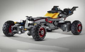 Батмобил Chevrolet с 20 000 конски сили и V100 двигател от Lego. Съвсем нормално. Галерия и инфо