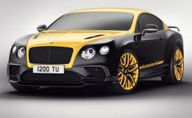 Bentley Continental 24 Supersports не е такси, а струващ 250 хил. евро 710-конен празник