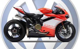 Volkswagen вероятно ще продаде Ducati