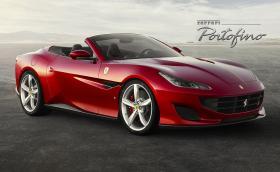 Ferrari Portofino е новото кабрио на италианците. Генерира 600 коня и вдига сто за 3,5 секунди