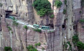15 от най-готините и опасни пътища в света. Галерия и инфо