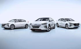 Hyundai Ioniq е най-електрифицираната кола на планетата
