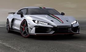 """Italdesign пуска """"бик"""" с 610-конен V10 от Audi, който вдига сто за 3,2 и 330 км/ч. Ограничен е в 5 броя. Галерия и инфо"""