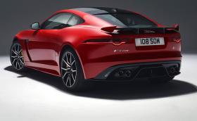 Всичко, което трябва да знаете за обновения Jaguar F-Type. Пълна галерия, видео и инфо