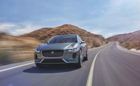 Първият електрически Jaguar вече се произвежда. По-бърз е от Tesla
