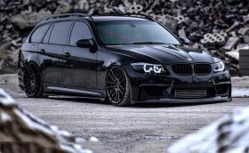 JB4 Tuning Benelux BMW 335i E91 с 820 к.с. и 1024 Нм. Добре ли е? Обилна галерия