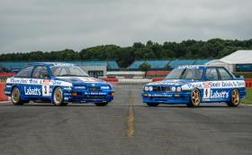 1989 Ford Sierra Cosworth RS500 и 1991 BMW E30 M3 за продан. Тези легендарни BTCC бегачки се продават за 180 и 220 хил. паунда