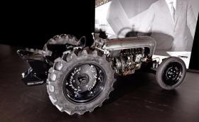 Lambo пуска колекционерски трактор за 250k евро