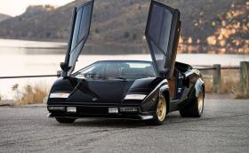 Това покъртително 1979 Lamborghini Countach LP400 S Series I се продава. Масивна галерия от 43 снимки