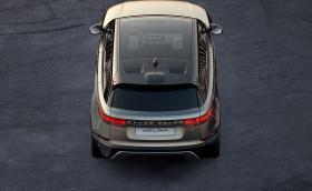 """По-голям от Evoque, по-малък от Sport. Кажете """"здрасти"""" на Range Rover Velar. Галерия и инфо"""