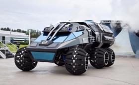 Готово, вече има подходящ транспорт, ако се чудите какво да карате по Марс