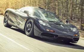Епичният McLaren F1 ще направи 28 години. Няколко изумителни факта около най-бързата атмосферна кола на планетата. Галерия и видео