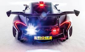 Продава се: McLaren P1 GTR с 1000 к.с. и правото да се кара по пътя. Супер