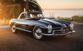 Това е най-добрият 1960 Mercedes-Benz 300 SL Roadster. Галерия и видео