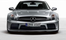 Mercedes-Benz SL 65 AMG Black Series, бруталните факти около един от най-яките SL-и. Галерия и фактите