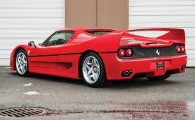 Това Ferrari F50 е било на Майк Тайсън. Продава се изгодно, за 4,5 млн. лева. Галерия и инфо
