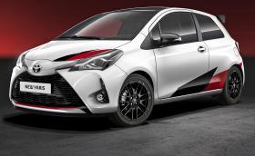 """Toyota прави лют Yaris с """"над 210 коня"""". Ще бори Cooper S, Fiesta ST и компания. Галерия и инфо"""