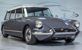 Девет страхотни стари Citroen-а, събрани в музей в Калифорния