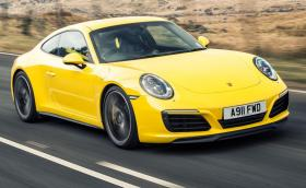 """Porsche Carrera S получава 30 коня и става 450, както и нов цвят тип """"двукомпонентно лепило"""". Галерия и инфо"""