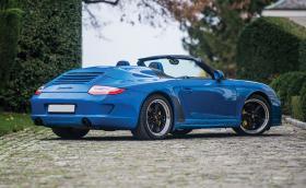 Искаме го болезнено. 2010 Porsche 911 Speedster. Галерия и инфо