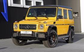 Poseidon Mercedes-AMG G 63 предизвиква въображението с 850 коня и 1350 Нм. Вдига сто за 3,6 секунди