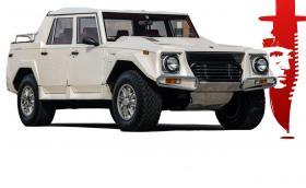 'Rambo Lambo' LM002, което е можело да се поръча и със 7,2-литров V12 от състезателна моторница. Малко история, снимки и видео