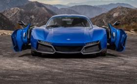 Rezvani Beast Alpha с 500 коня, мотор Honda и шаси от Lotus. И уникални врати. Галерия и видео