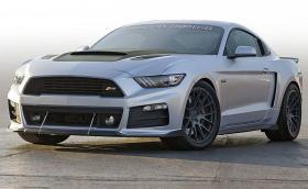 Roush изкарват 727 коня от Ford Mustang и го кръщават на изтребител. Звукът му може да се настройва чрез мобилно приложение