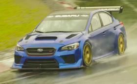 "Subaru ще мори рекорда на ""Ринга"" с... противоречивото WRX STi Type RA NBR Special"