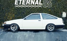 Toyota AE86 или GT86? Изборът е лесен. Галерия и видео