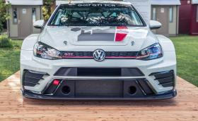 Карбонов Golf, VW Up GTI, A6 с 21-чки от Bentley, това са само три от интересните експонати до Вьортерзее. Галерия