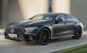 Mercedes-Benz AMG GT 63 S ще бори Panamera с 639 коня и 'Drift Mode'