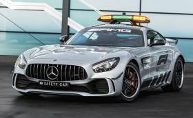 Новият Merc-AMG GT R F1 е най-мощната кола за сигурност на Формула 1