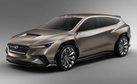 Subaru VIZIV Tourer Concept е яко комби, което искаме да бъде направено