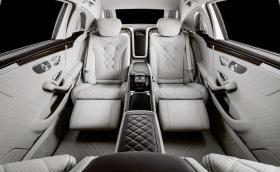 Mercedes-Benz  Pullman Maybach e 6,5-метров кораб с 630 коня. Цена: 1 млн. лв