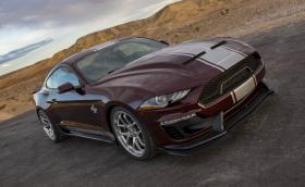 Shelby Mustang GT500 Super Snake е мега злобно. Може да се поръча с над 800 коня